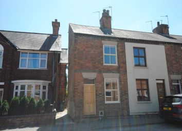 Thumbnail 1 bedroom end terrace house to rent in King Street, Sileby, Loughborough