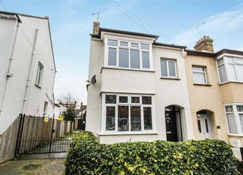 Thumbnail 3 bedroom end terrace house for sale in Shakespeare Drive, Westcliff On Sea, Essex