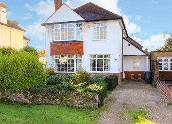 Thumbnail 4 bed detached house to rent in Leigh Park, Datchet, Slough