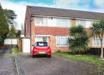 Thumbnail 3 bed end terrace house for sale in Fontwell Close, Harrow Weald, Harrow