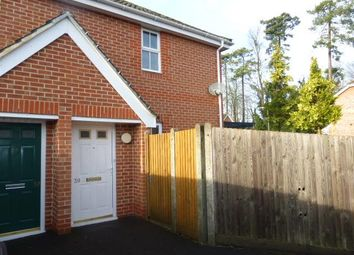 Thumbnail 1 bed property to rent in Basingfield Close, Old Basing, Basingstoke