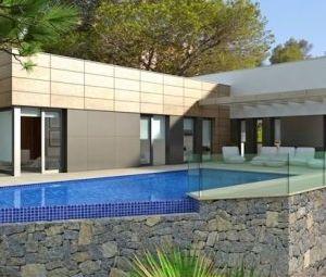 Thumbnail 4 bed villa for sale in Cansalade, Jávea, Alicante, Valencia, Spain