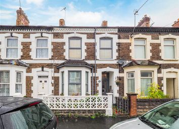 Thumbnail 2 bed flat for sale in Railway Street, Splott, Cardiff