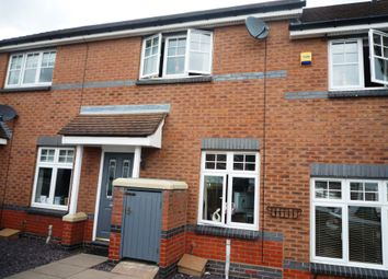 Thumbnail 2 bed town house to rent in Foxes Rake, Cannock, Staffs