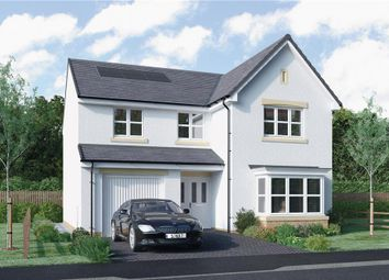 "Thumbnail 4 bed detached house for sale in ""Mackie"" at North Road, Liff, Dundee"