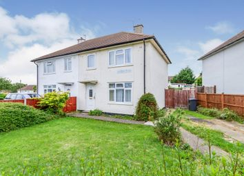Thumbnail 2 bed semi-detached house for sale in Rayleigh Green, Leicester