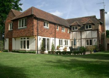 Thumbnail 5 bed barn conversion to rent in Gravelpits Lane, Gomshall, Guildford