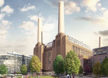 Thumbnail 3 bed town house for sale in Switch House West, Battersea Power Station, Battersea Power Station