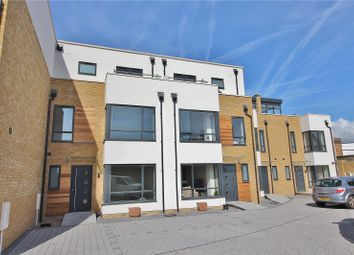 Thumbnail 4 bedroom end terrace house for sale in Rectory Gardens, Broadwater, Worthing, West Sussex