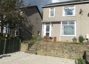 Thumbnail 3 bed terraced house for sale in Bristol Avenue, Riddlesden, Keighley, West Yorkshire