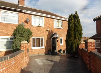 Thumbnail 2 bed semi-detached house for sale in Granville Drive, Forest Hall, Newcastle Upon Tyne