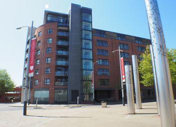 Thumbnail Studio to rent in 3 Princess Way, Swansea