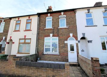 Thumbnail 2 bed terraced house for sale in Brook Street, Northumberland Heath, Kent