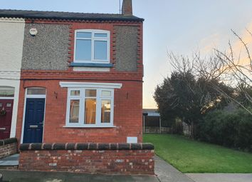 Thumbnail 2 bed end terrace house to rent in Newfield Terrace, Helsby, Frodsham