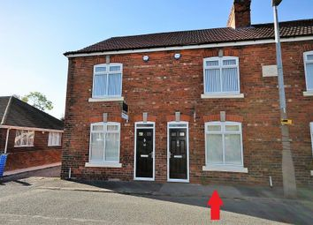 Thumbnail 2 bed terraced house for sale in Lock Lane, Thorne, Doncaster