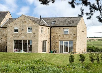Thumbnail 4 bed barn conversion for sale in Woodland Barn, West Bingfield, Northumberland