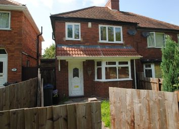 Thumbnail 3 bed property to rent in Monyhull Hall Road, Kings Norton, Birmingham
