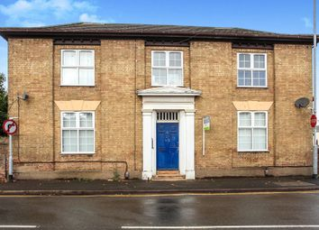 Thumbnail 2 bedroom flat for sale in Church Street, Whittlesey, Peterborough
