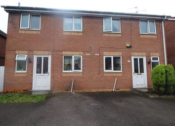 Thumbnail 3 bed semi-detached house to rent in Powell Street, Hanley, Stoke-On-Trent