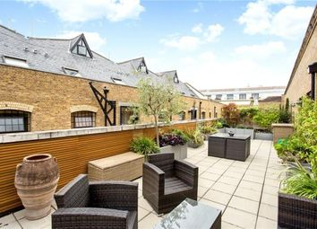 Thumbnail 2 bed flat to rent in Fennel Apartments, 3 Cayenne Court, London