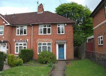 Thumbnail 1 bed flat to rent in Shenley Lane, Weoley Castle, Birmingham