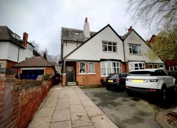 Thumbnail 4 bed flat to rent in Mapperley Hall Drive, Nottingham