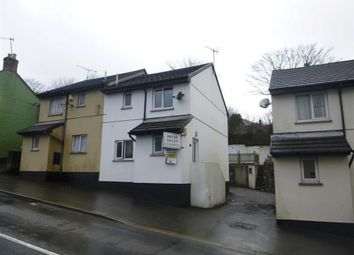 Thumbnail 3 bed semi-detached house to rent in Fore Street, Camelford, Cornwall