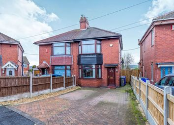 Thumbnail 2 bed semi-detached house for sale in Cromer Crescent, Northwood, Stoke-On-Trent