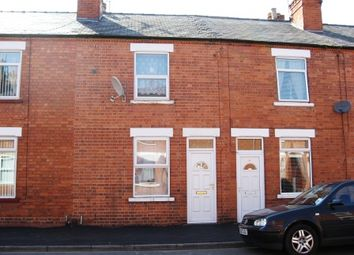 Thumbnail 2 bed terraced house to rent in Hatton Gardens, Newark