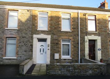 Thumbnail 3 bed terraced house for sale in Maes Road, Llangennech, Llanelli