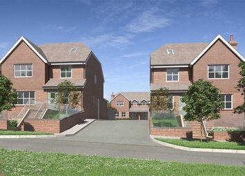 Thumbnail 4 bed detached house for sale in Crossfields, St Albans, Hertfordshire