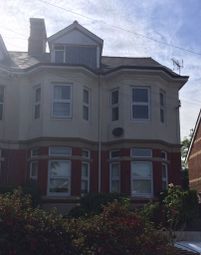 Thumbnail Studio to rent in Brynhyfryd Road, Newport