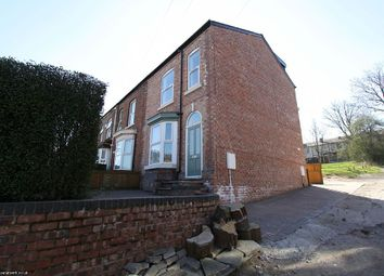 Thumbnail 3 bed end terrace house to rent in 160A, Mottram Road, Hyde, Greater Manchester