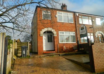 Thumbnail 3 bedroom semi-detached house for sale in Lowstead Road, Clayton, Manchester