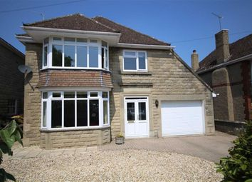 Thumbnail 4 bed detached house for sale in Greywethers Avenue, Lakeside, Swindon