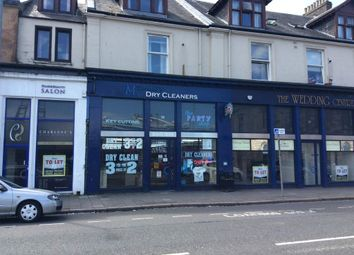 Thumbnail Retail premises for sale in Grey Place, Greenock