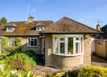 Thumbnail 3 bed semi-detached bungalow for sale in Seymour Park Road, Marlow, Buckinghamshire