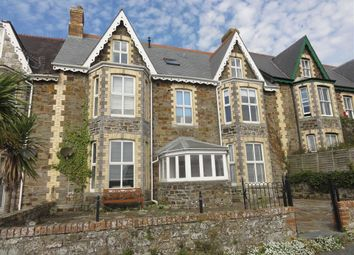 Thumbnail 2 bed flat for sale in Summerleaze Crescent, Bude, Cornwall