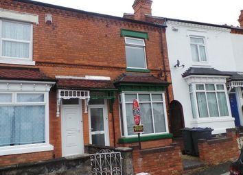 Thumbnail 2 bed terraced house for sale in Hunton Hill, Erdington, Birmingham