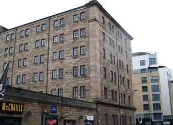 Thumbnail 2 bedroom flat to rent in Bell Street, Glasgow