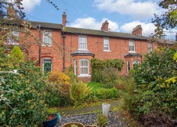 Thumbnail 3 bed terraced house for sale in South Crescent, Bromsgrove