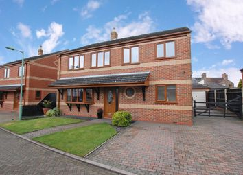 Thumbnail 4 bedroom detached house for sale in Sanctuary Close, Kessingland, Lowestoft