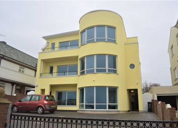 Thumbnail 3 bedroom flat to rent in Palm Bay Avenue, Cliftonville, Margate