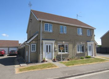 Thumbnail 3 bedroom semi-detached house for sale in Ringers Lane, Leverington, Wisbech