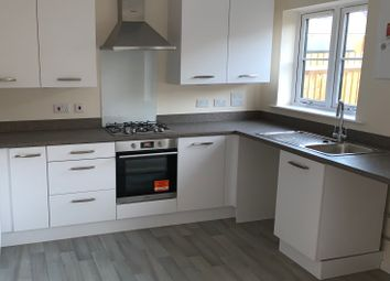 Thumbnail 3 bedroom end terrace house for sale in Longster Road, North Stoneham Park, Eastliegh