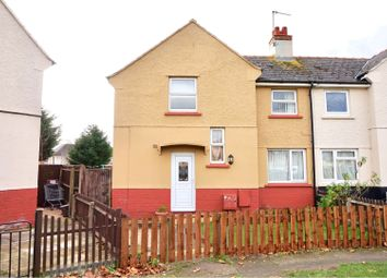 Thumbnail 3 bed semi-detached house for sale in Lannett Road, Linden, Gloucester