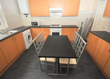 Thumbnail 4 bedroom shared accommodation to rent in Royal Park Road, Hyde Park, Leeds