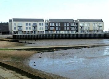 Thumbnail 1 bedroom flat for sale in The Colne, Waterside Marina, Brightlingsea, Colchester, Essex