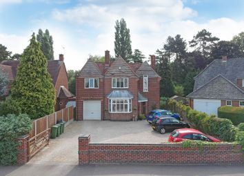 4 bed detached house for sale in Glenfield Frith Drive, Glenfield LE3
