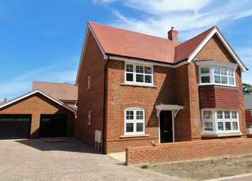 Thumbnail 5 bed detached house for sale in Plough Lane, Petersfield